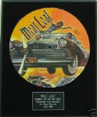 MEAT LOAF-Framed Picture Disc-RUNNING FOR THE RED LIGHT